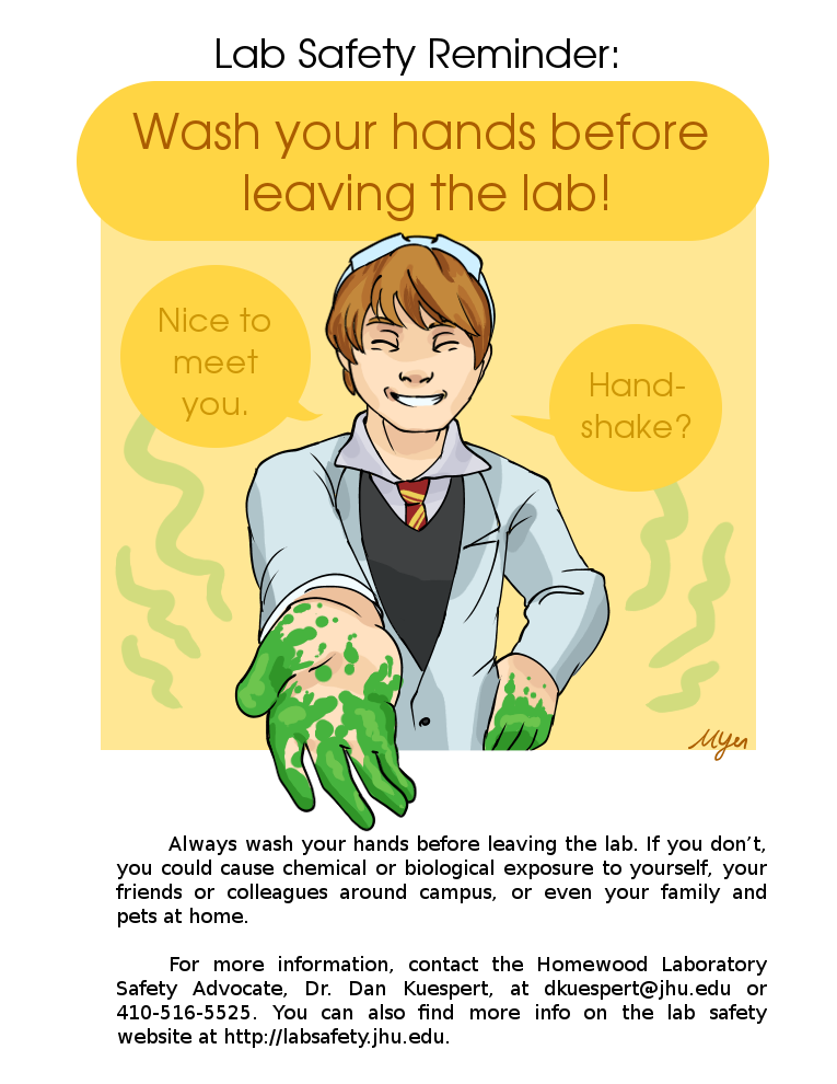lab safety posters labsafety